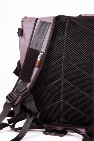 bagaboo ransel hátizsák légáteresztő szivacs