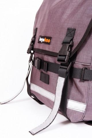bagaboo ransel hátizsák extra fényvisszaverő csíkok