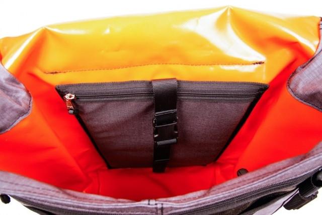 bagaboo ransel hátizsák szivacsos zseb