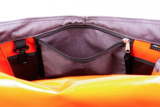 bagaboo ransel hátizsák kihajtós zseb