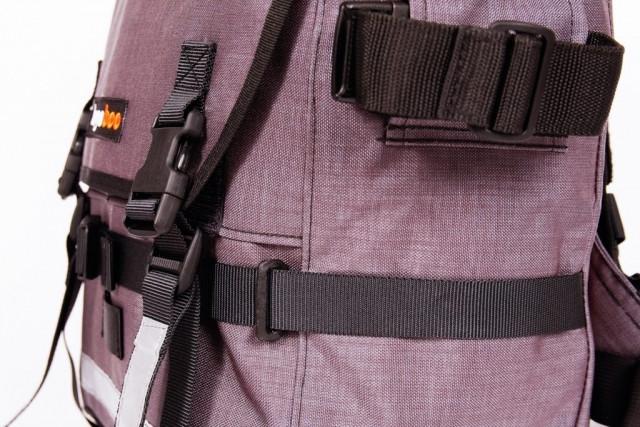 bagaboo ransel hátizsák u-lakat tartó