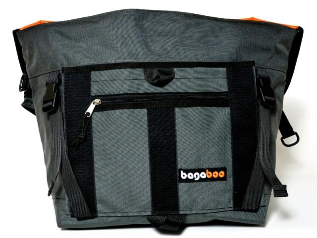 bagaboo workhorse messenger táska csatok a zseb oldalán