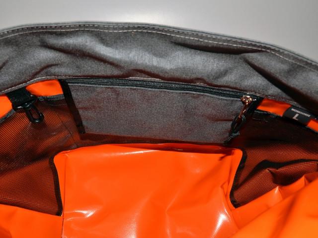 bagaboo workhorse messenger táska kihajtós zseb