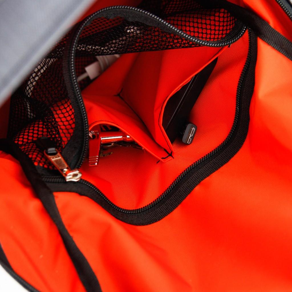 bagaboo urban maze városi kétvállas táska belső zsebek