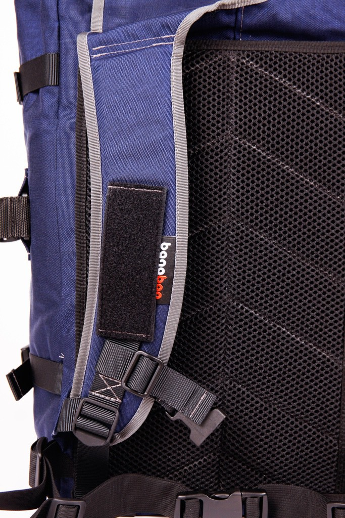 bagaboo jumbo hátizsák légáteresztő szivacs