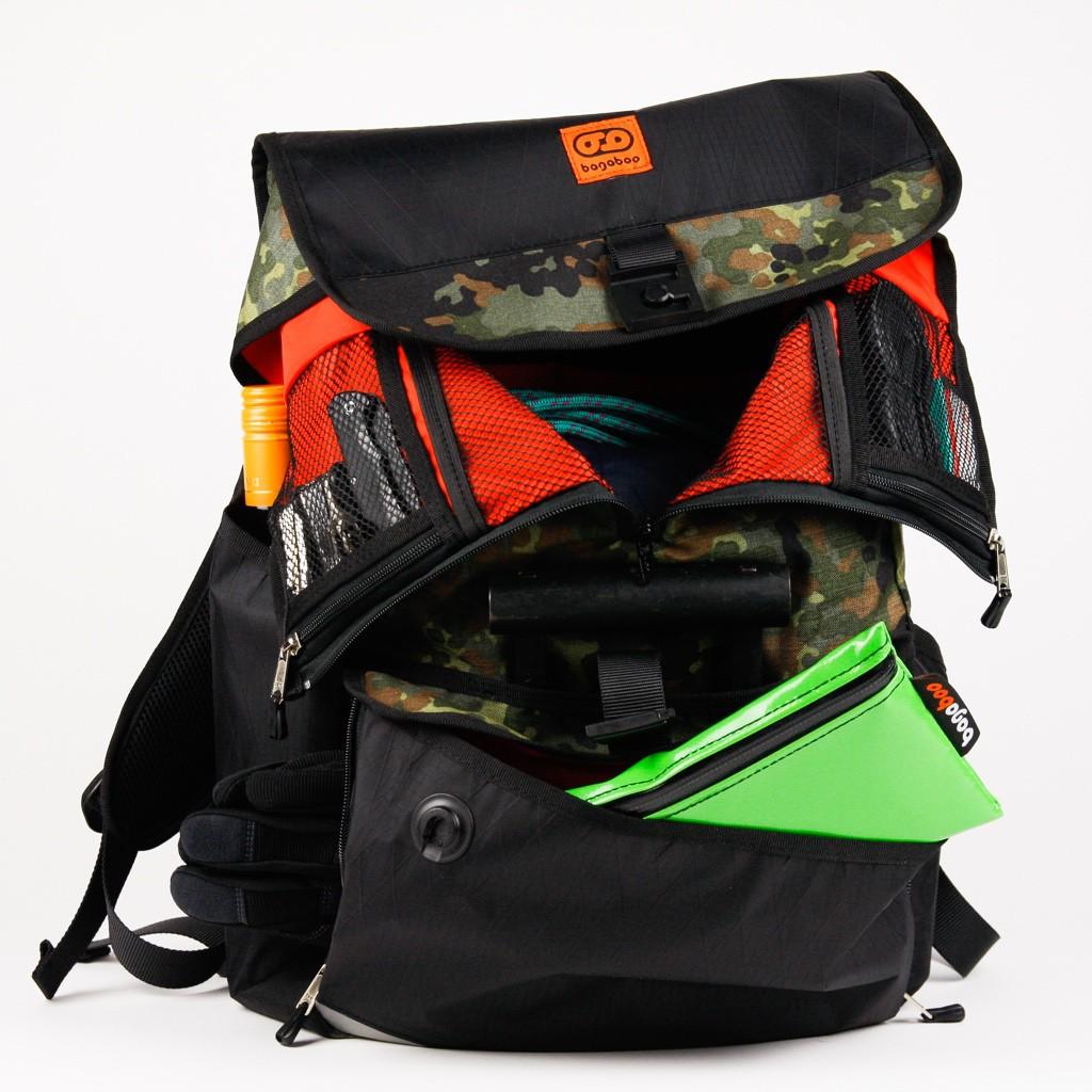 bagaboo lizzy hátizsák befogadóképesség